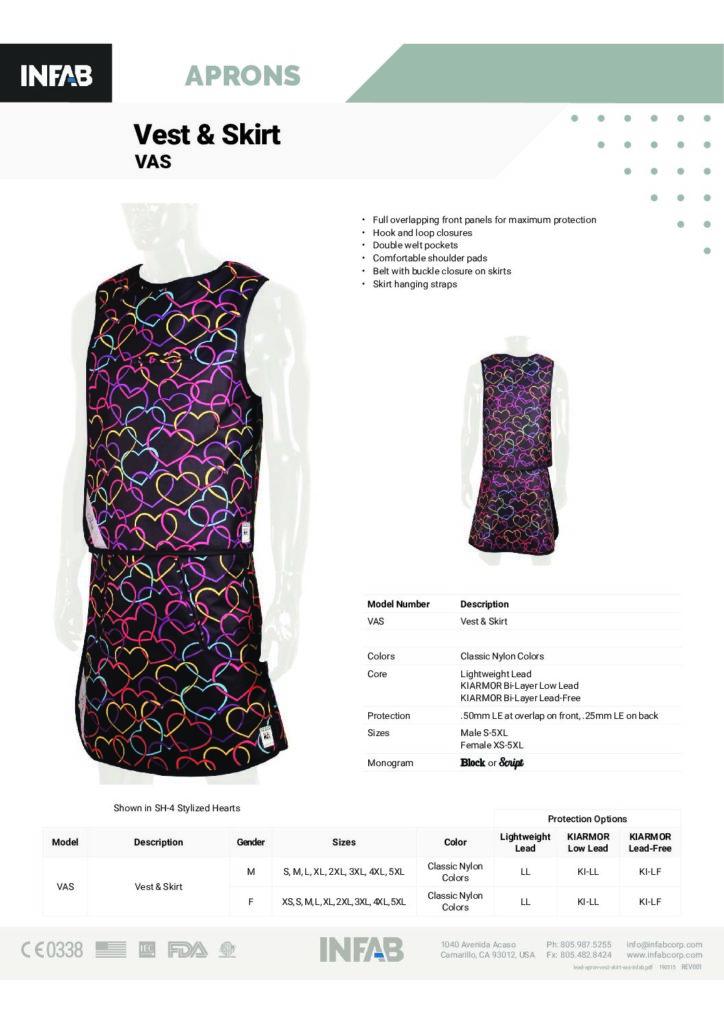 Vest & Skirt - VAS